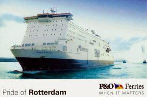 P&O Pride of Rotterdam